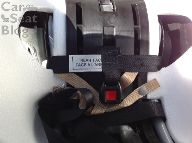 How To Put Straps Back On Evenflo Car Seat
