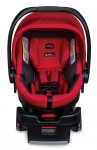 Britax B-Safe 35 Elite - red pepper center