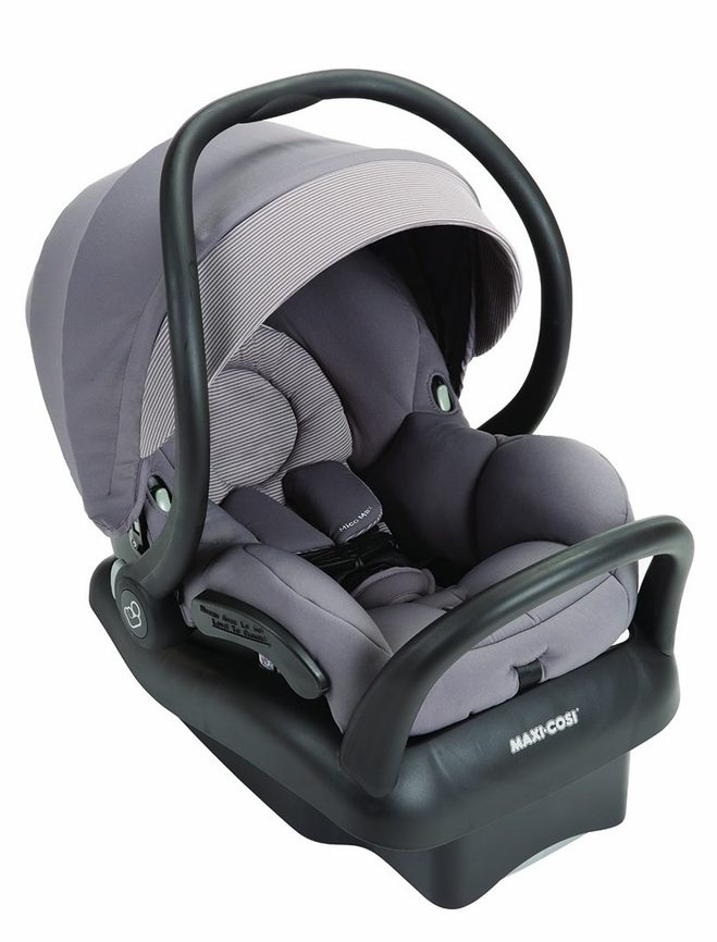 2017 Maxi Cosi Mico Max 30 Infant Carseat Review