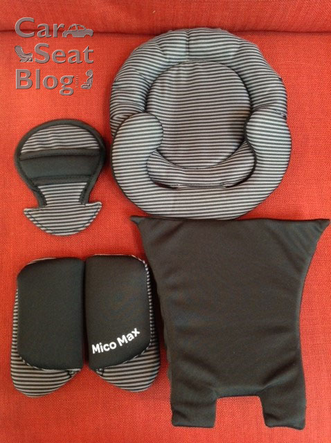 maxi-cosi mico max 30 - inserts ... & CarseatBlog: The Most Trusted Source for Car Seat Reviews Ratings ...