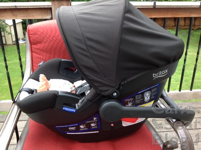 Britax B-Safe 35 Elite - canopy & CarseatBlog: The Most Trusted Source for Car Seat Reviews Ratings ...
