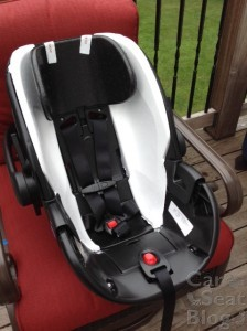 Britax B-Safe 35 Elite - naked