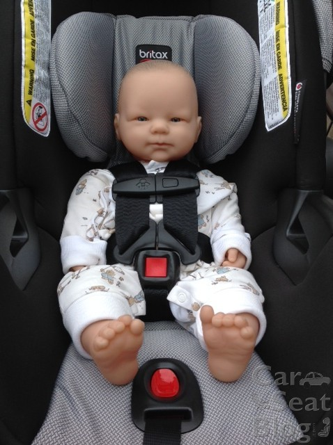 Britax B Safe Car Seat Safety Ratings