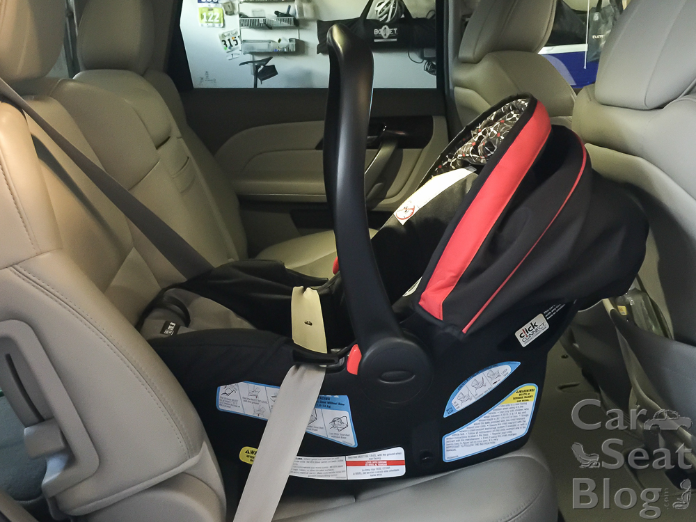 Graco car seat snugride 30 manual.