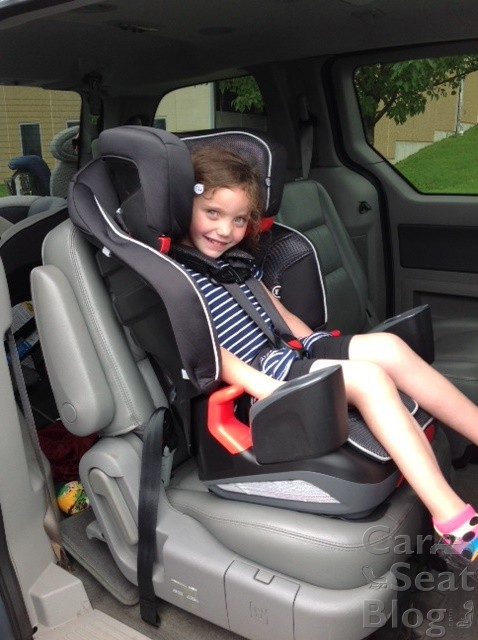 Evenflo Advanced Transitions Car Seat