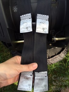 ProSafe harness loops