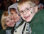 Little MSU fans
