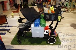 Entourage Stroller - ABC 2015