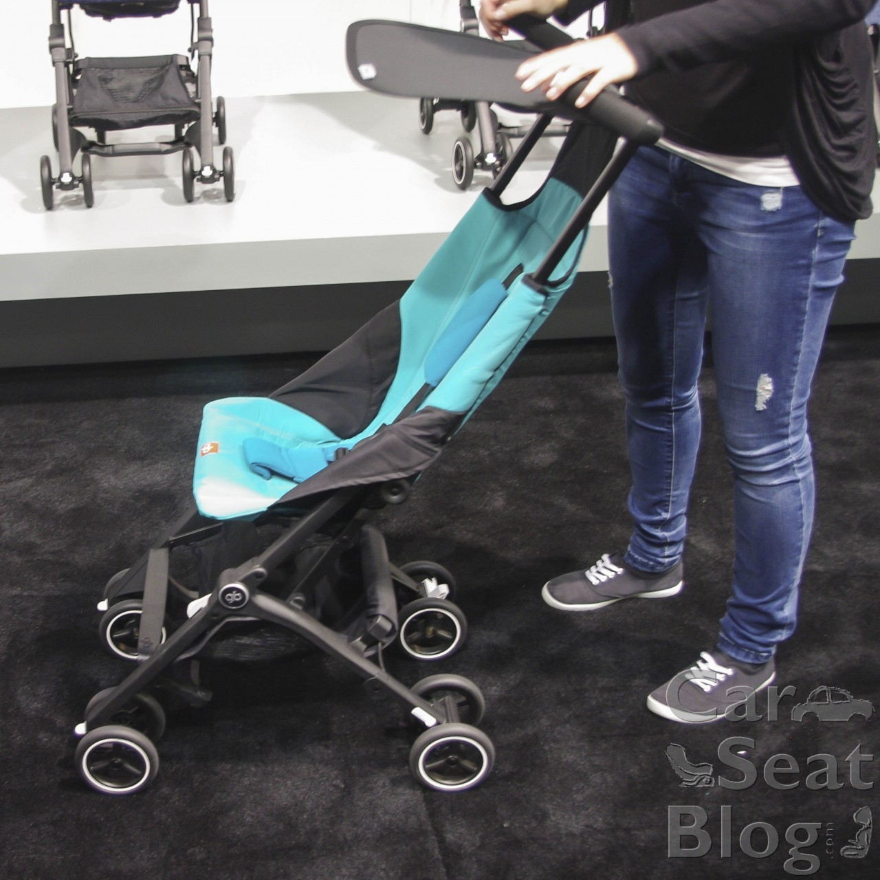 Gb Pockit Stroller Car Seat
