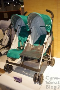 UPPAbaby MESA - new double stroller - ABC 2015