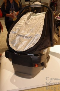 UPPAbaby MESA - sun cover - ABC 2015