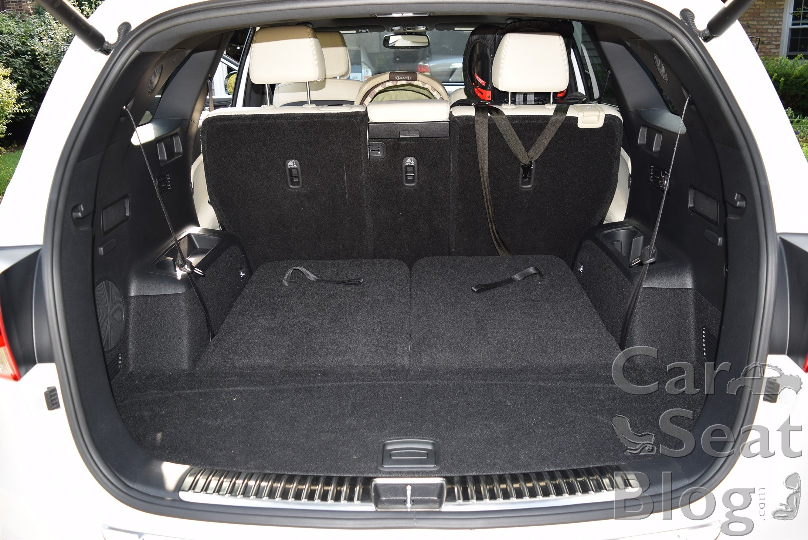 suv with most cargo space behind 3rd row autos post. Black Bedroom Furniture Sets. Home Design Ideas