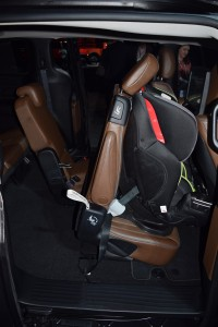 Pacifica Carseat Tilt
