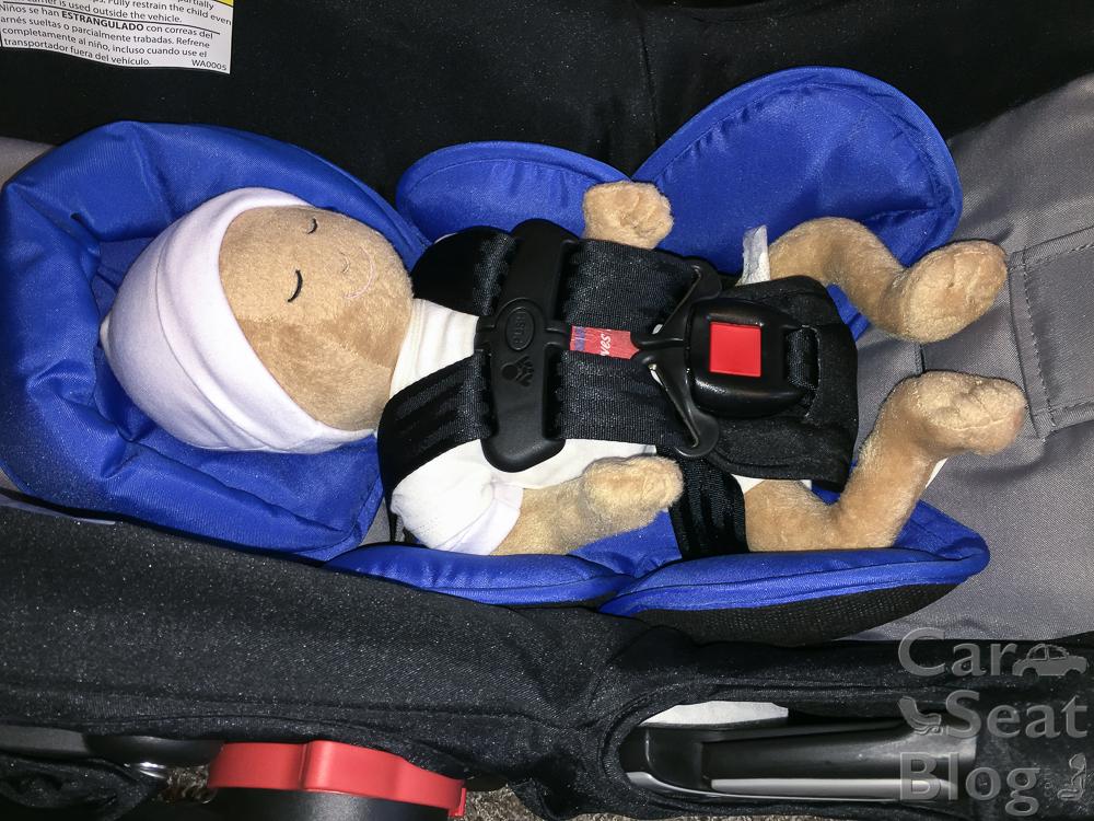 Urbini Car Seat Preemie Insert