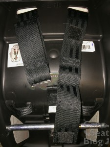 Urbini harness velcro