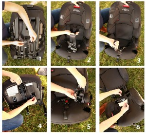 A Harness Removal collage