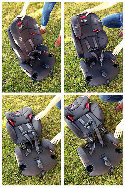How To Turn Graco Car Seat Into Booster