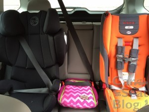 Forester Cybex BubbleBum Pacifica