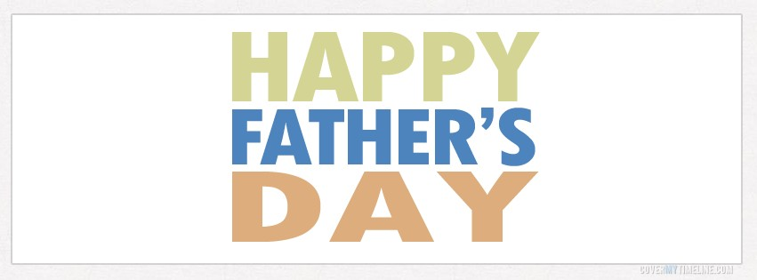 Happy Fathers Day - banner image