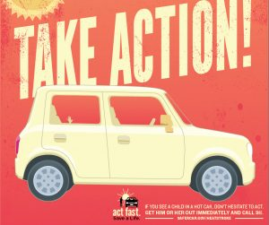2015 Heatstroke Facebook Take Action
