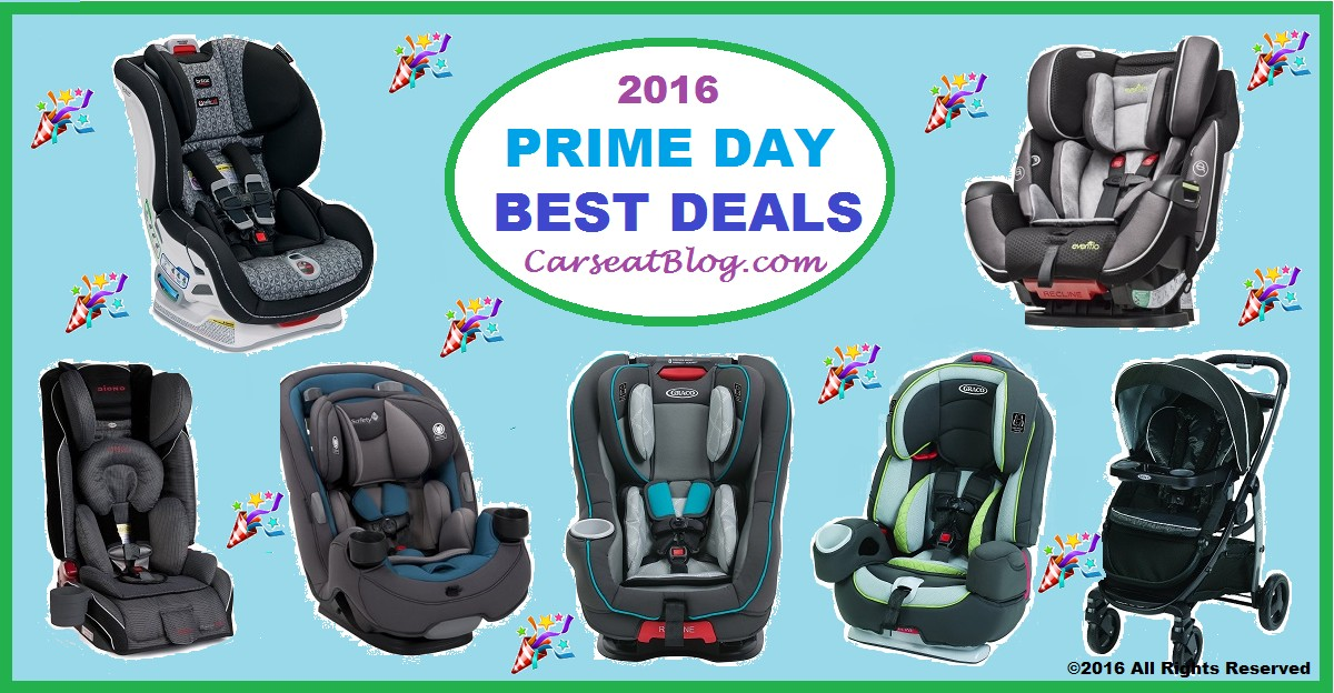 Amazon Prime Day 2016 Carseat Stroller And Baby Gear Deals Discounts
