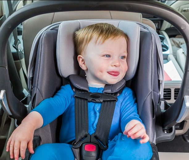 The 4moms Infant Car Seat Is Expected To Ship By Late September 2016