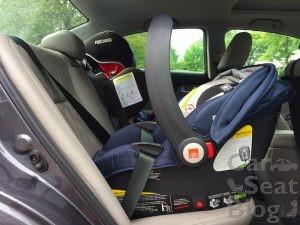 Gb Abri Infant Car Seat