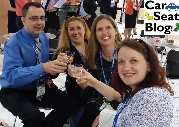 Blog team at ABC Expo