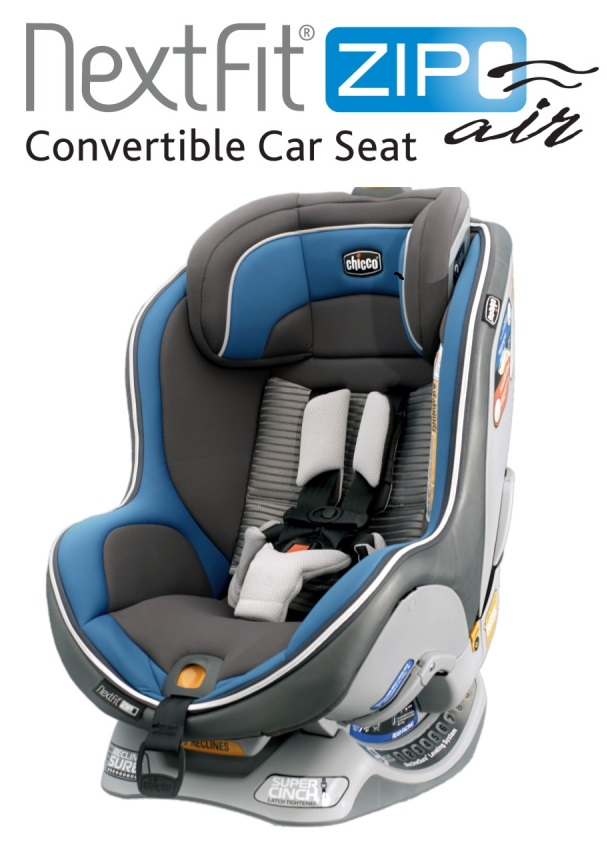 2017 Chicco NextFit Zip Air Review The Coolest Convertible Carseat