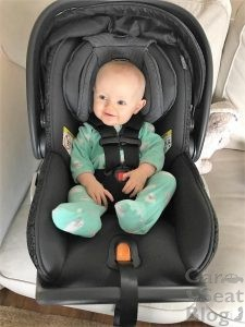 Chicco Fit2 with Baby C