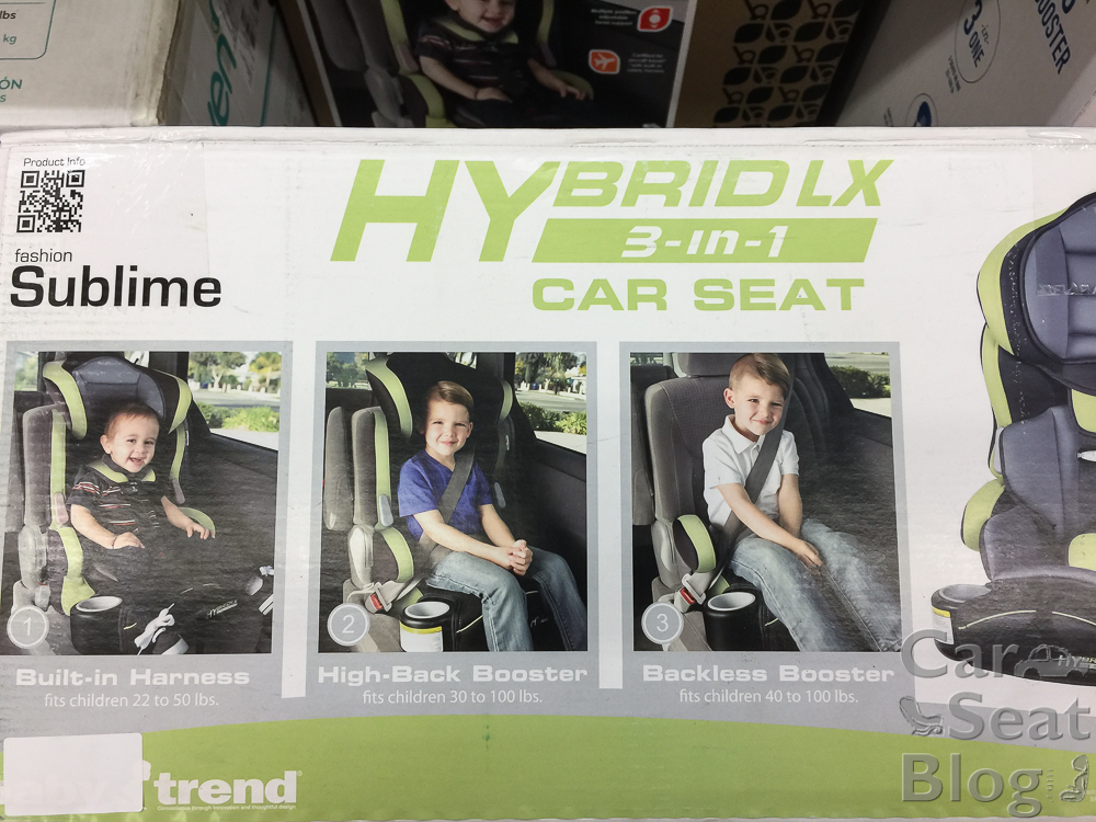 Baby Trend Hybrid Top Of Box