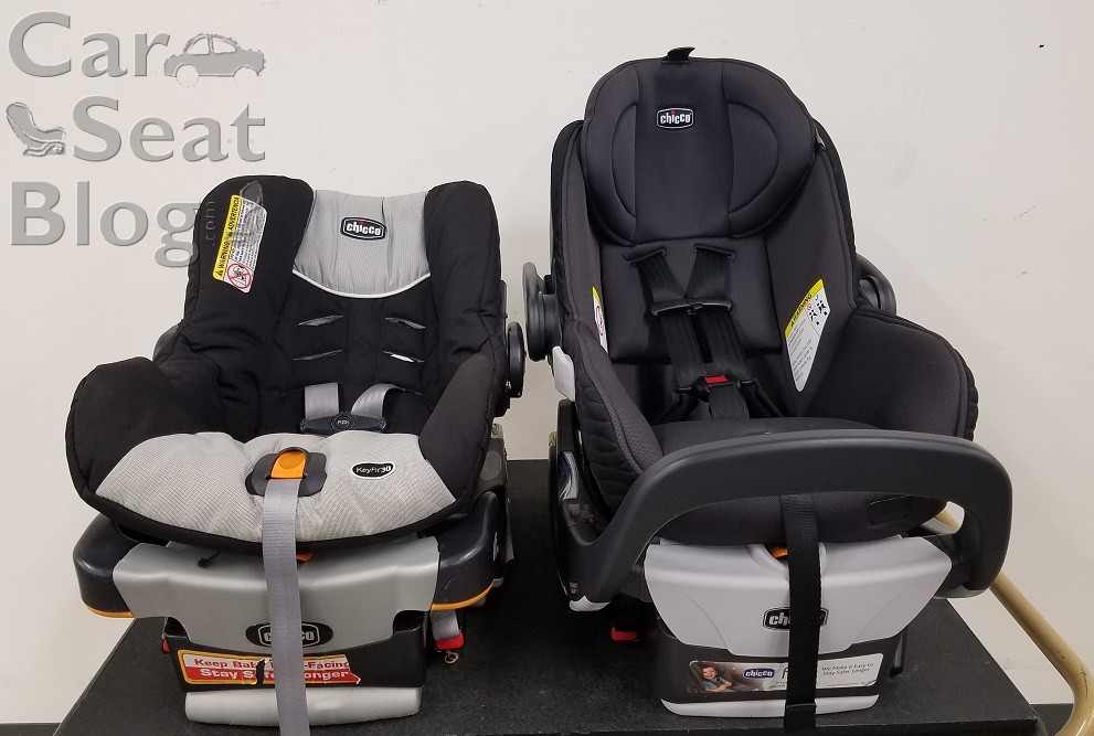 KeyFit 30 Fit2 In Stage 2 Toddler Position Headrest Fully Extended To Max Height Setting