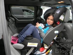 Check Out Our Popular Ultimate Rear Facing Convertible Carseat Space Comparison