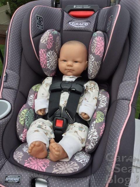 2018 Graco Mysize 65 Size4me, Graco Fit4me Convertible Car Seat