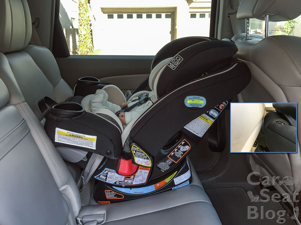 Graco 4ever Car Seat Airline Approved Brokeasshome Com