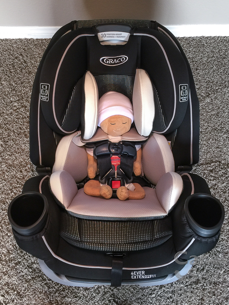 Hyde Graco 4Ever All-in-1 Car Seat