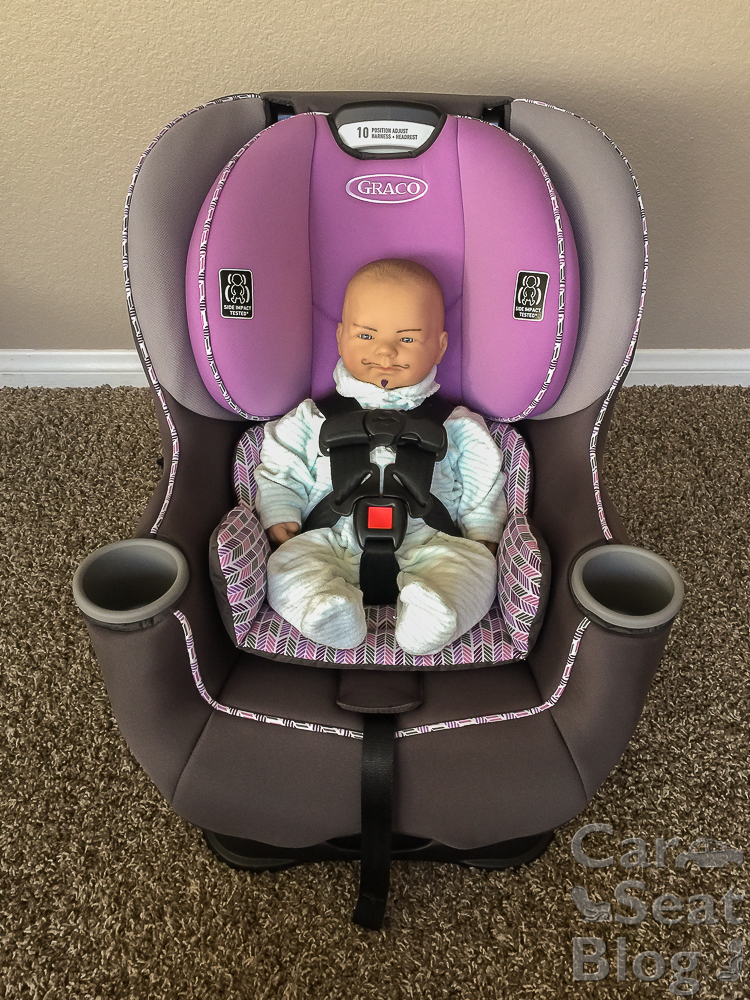 The Headrest Adjusted Easily As Did Harness Once Kids Were In Seat My Models Able To Buckle And Adjust Their Own