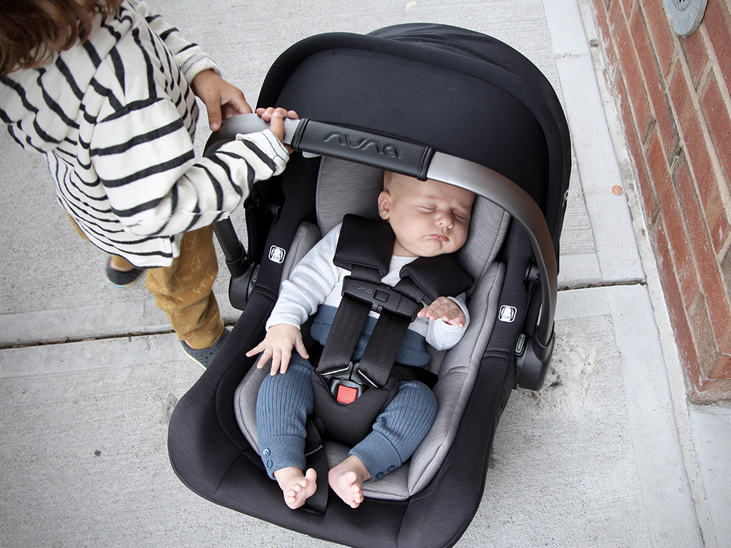 The Original Nuna PIPA Is A Truly Outstanding Car Seat And New Lite Lx Carry On Improve Upon That Tradition