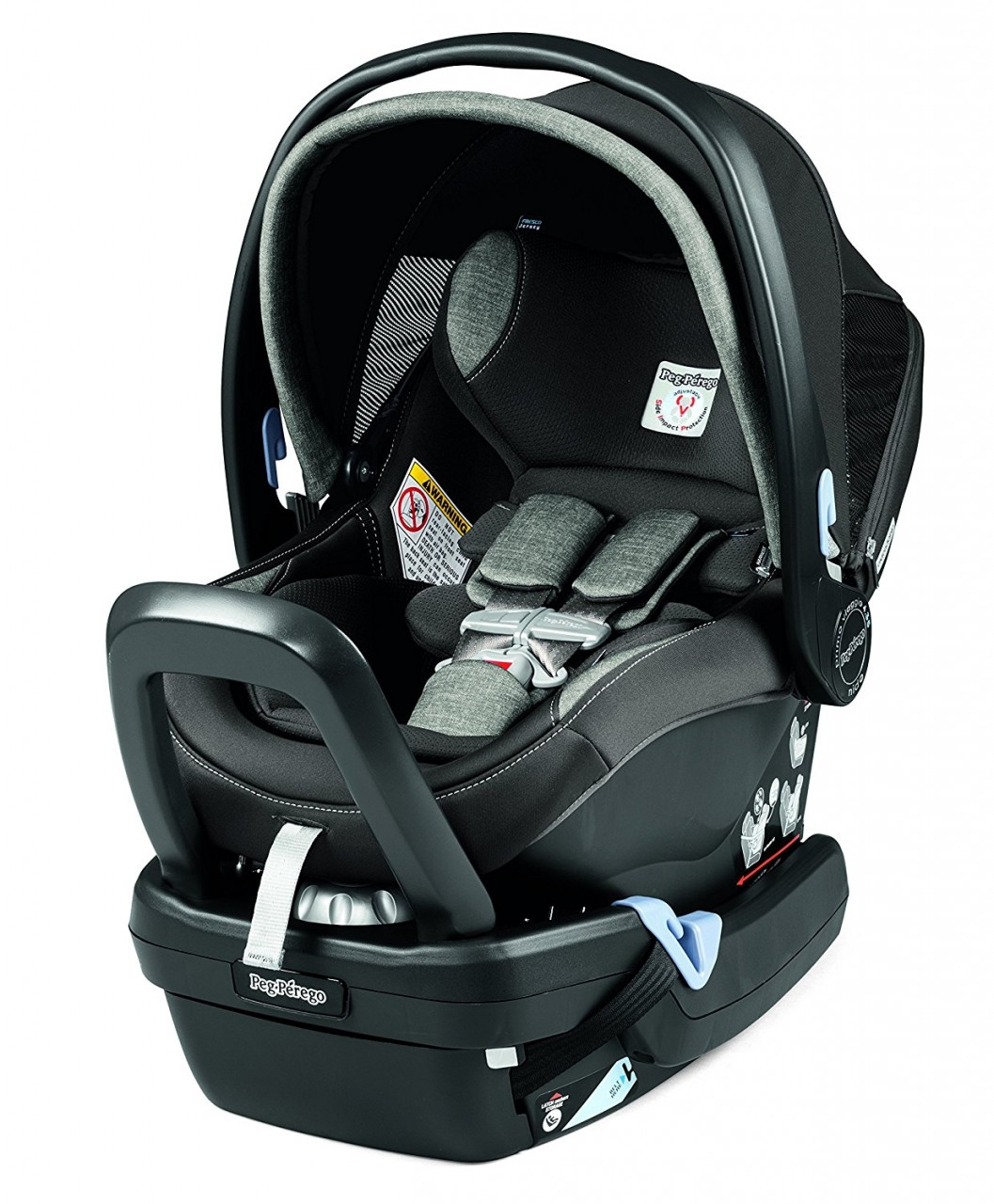 How To Install Peg Perego Car Seat On Stroller