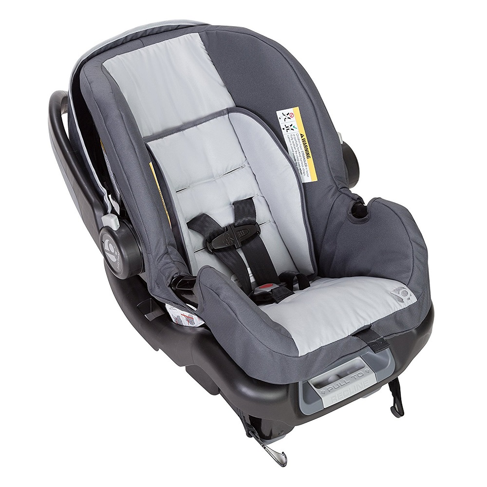 How Should The Car Seat Handle Be Positioned