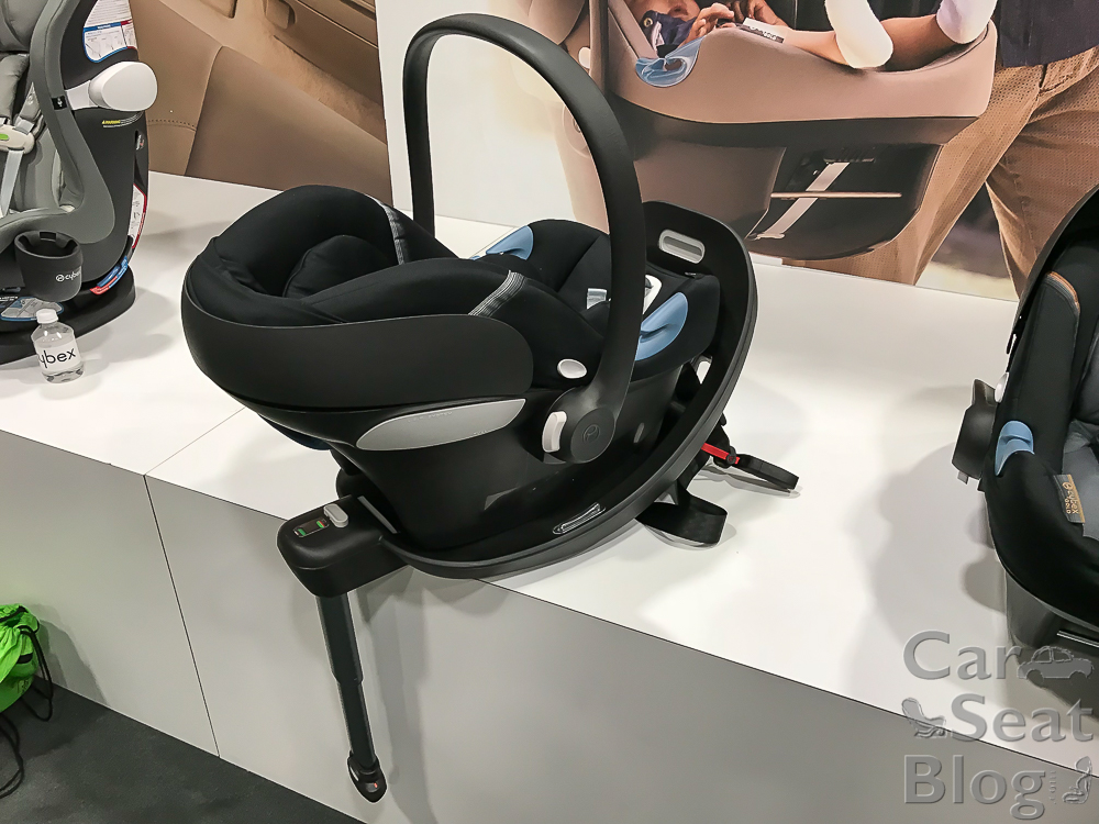 The Cybex Aton M Is A Brand New Infant Seat That Will Be Available This  Summer. Aton M Combines Some Of The Features Of The GB Idan And Aton 2 Seats .
