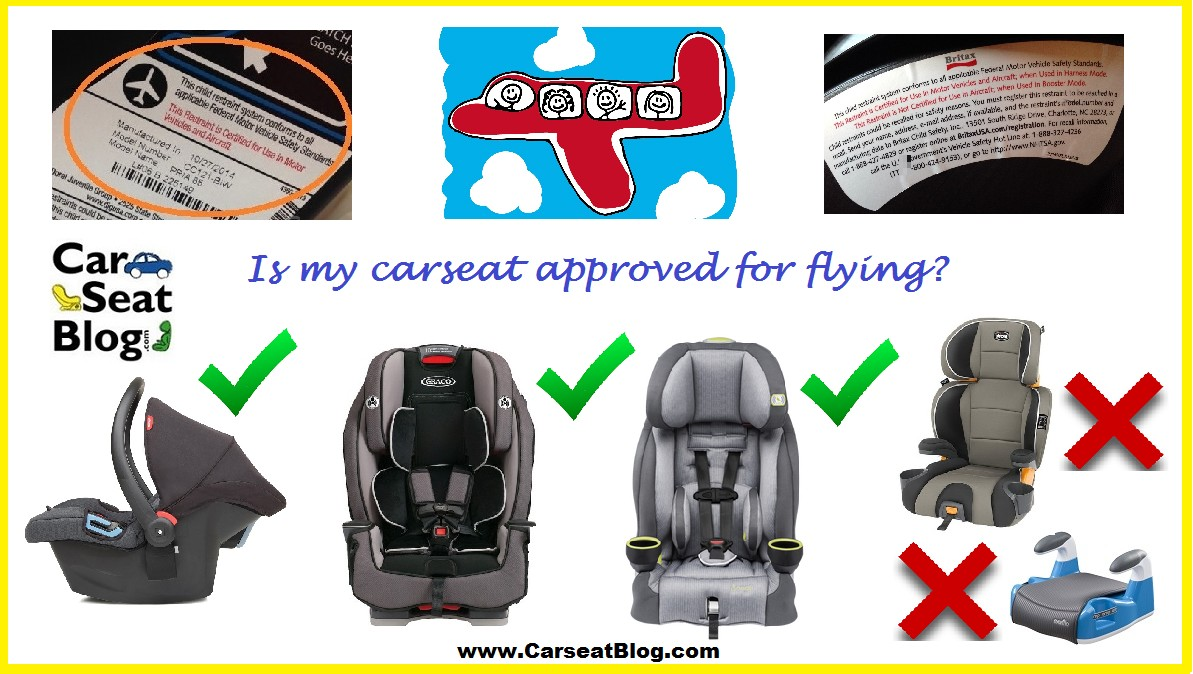 If Your Child Rides In A Booster Seat And You Are Bringing It With Can Gate Check Or Bring On The Plane Put Overhead Bin