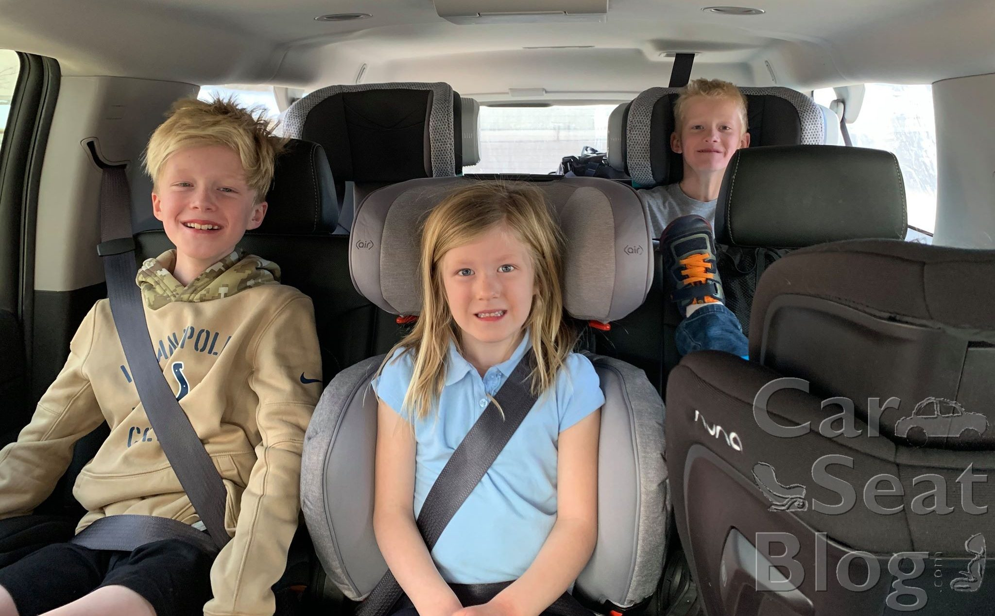 3 Across Carseats Making The Impossible Possible Carseatblog