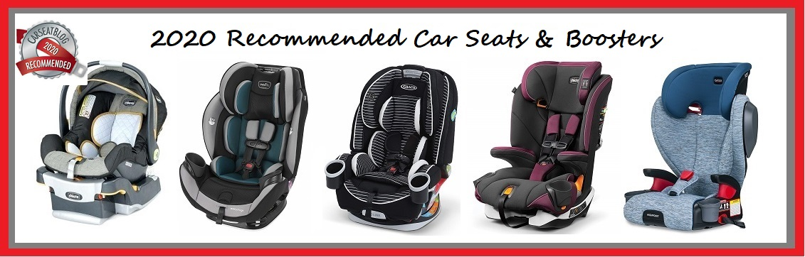 Recommended Carseats 2020 Carseatblog