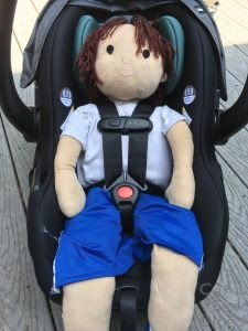 Huggable Images Toddler, Proper Fit
