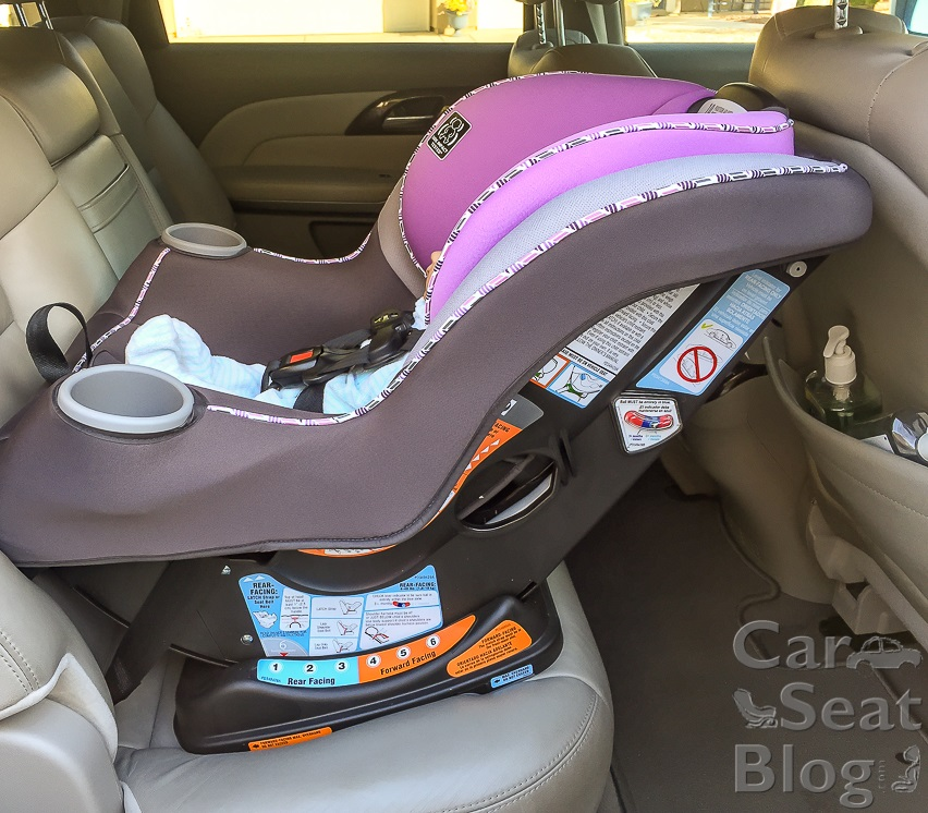 Can Rear Facing Car Seats Touch Front, Is It Illegal To Have A Car Seat Facing Forward